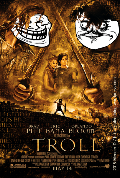Troll - A Greek tragedy