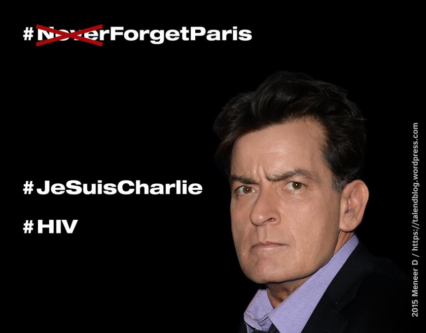 #JeSuisCharlieSheen