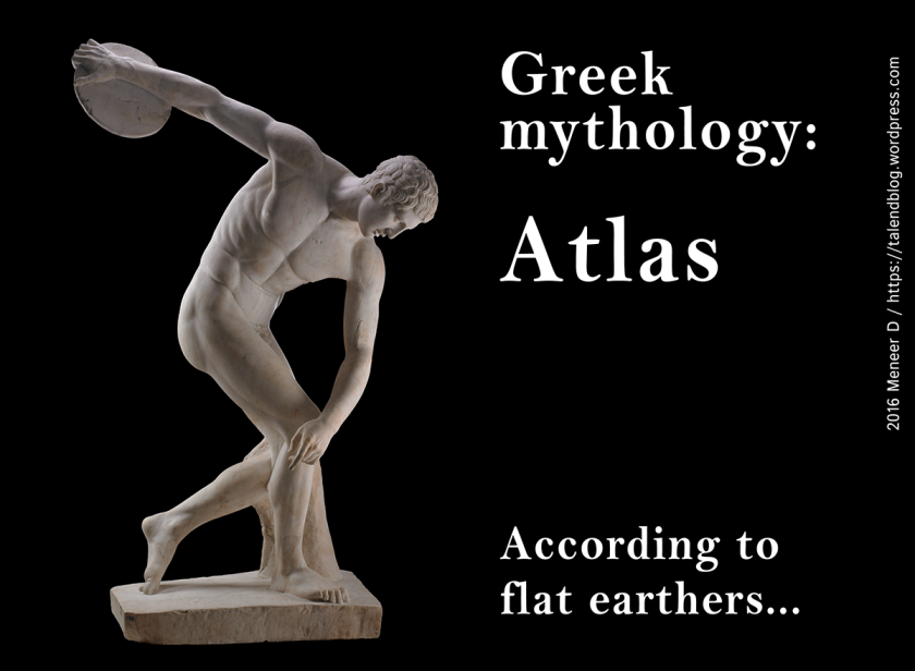 Atlas-according-to-flat-earthers