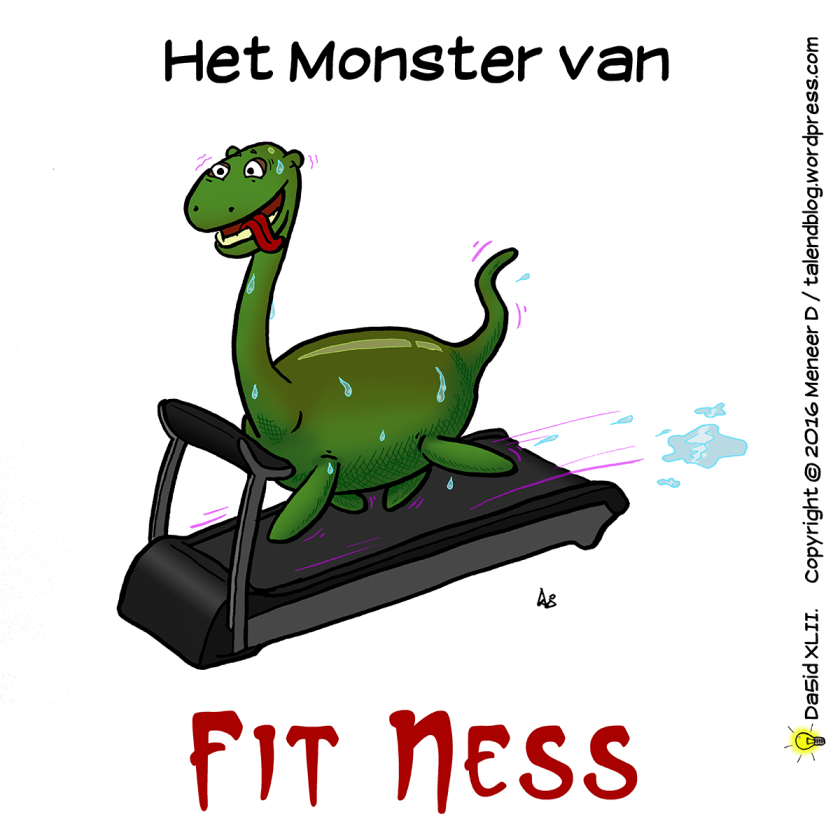 Het Monster van Fit Ness